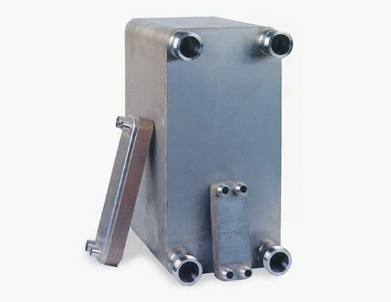 Doucette Industries, Inc. > Products > Commercial > Brazed Plate ...