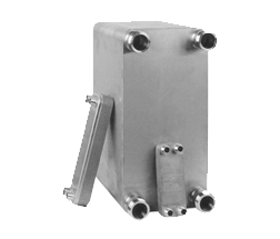 Brazed Plate Heat Exchangers for evaporator, consenser and sub-coller applications