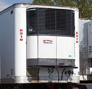 refrigeration for trucking